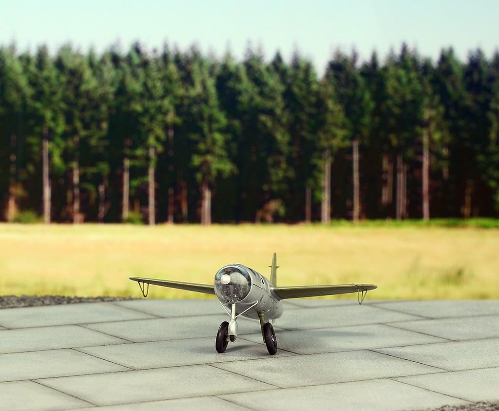 Heinkel He 176 - Le stylo fusée - (JACH #72102) - Page 2 Img_6932