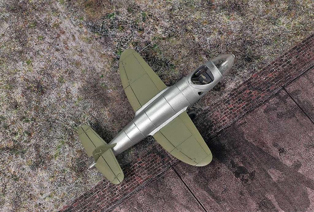 Heinkel He 176 - Le stylo fusée - (JACH #72102) - Page 2 Img_6938