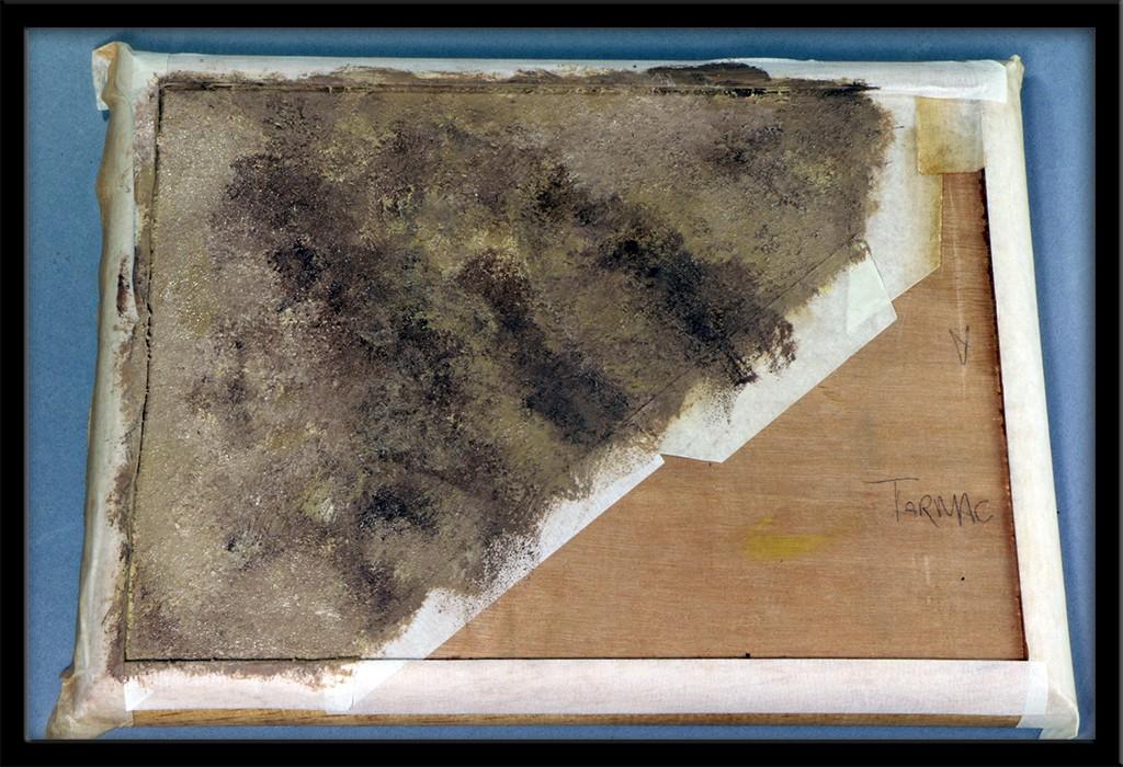 "Diorama, base ""Dessau Luftwaffe hardstand"" deluxe edition (Uschi 1/72) Img_8512"