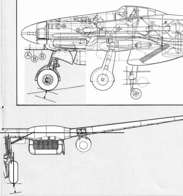 """Blohm & Voss BV 155B (V-1) """"Karawanken"""" (1:72,  Special Hobby SH 72072) - Page 3 Scyma_10"""