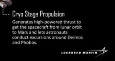 Proposition de Lockheed-Martin pour une mission orbitale martienne habitée en 2028 Lockhe12