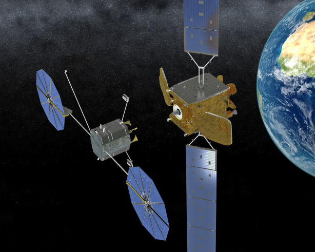 Accord entre Intelsat et Orbital-ATK sur la maintenance en orbite Orbita10