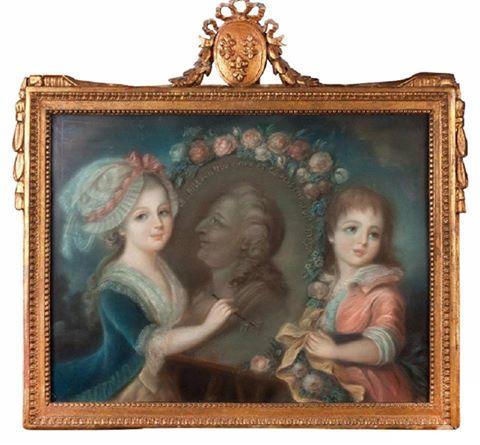Le physique des enfants de Louis XVI et Marie-Antoinette - Page 4 13043710