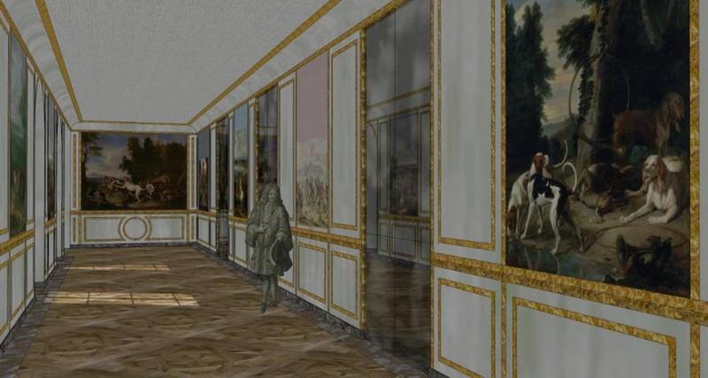 Le château de Meudon 13307410