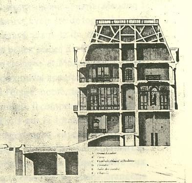 Le château de Meudon 13310510