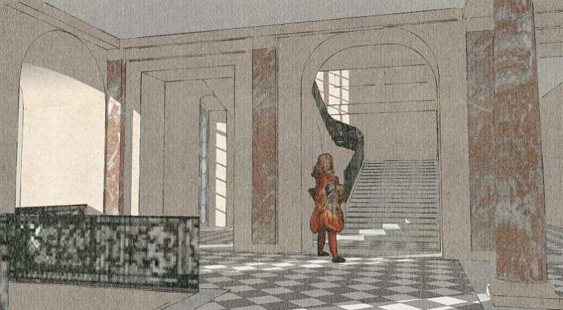 Le château de Meudon 13321711