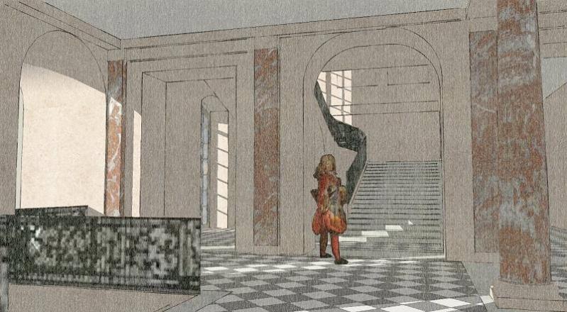 Meudon - Le château de Meudon 13321711