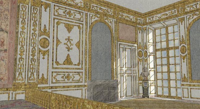 Le château de Meudon 13344710