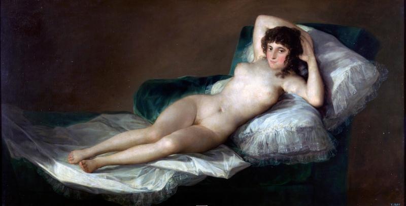 Une sculpture / un sculpteur en passant - Page 8 Goya_m10