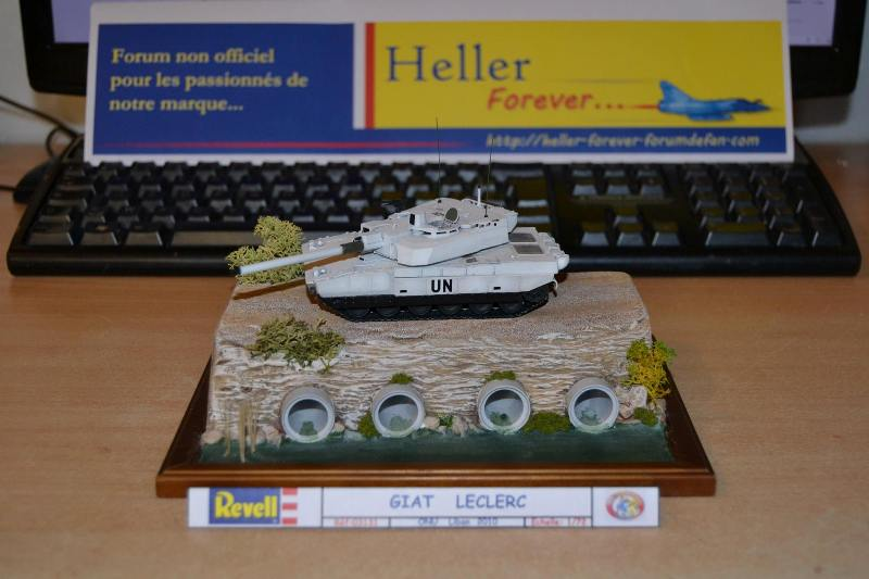 """Giat LECLERC """"ONU """" [REVELL - 1/72] - Page 2 13119910"""