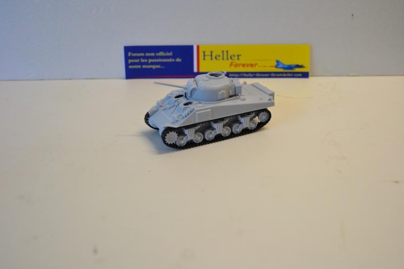"""La 2ème DB """"Jeep - GMC CCKW353 - Sherman M4a2""""  [Heller 1/72] Dsc_0235"""