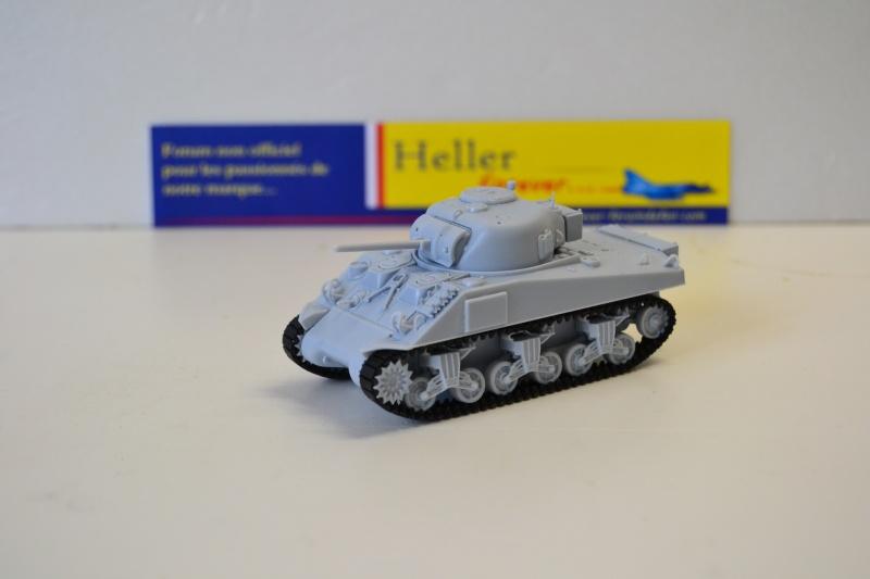 """La 2ème DB """"Jeep - GMC CCKW353 - Sherman M4a2""""  [Heller 1/72] Dsc_0238"""