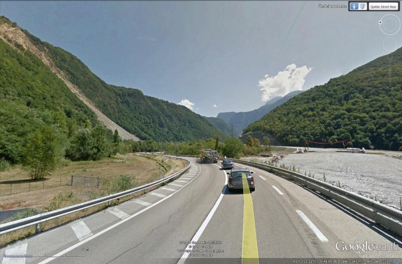 [Désormais visible sur Google Earth] - Le barrage hydroélectrique de Gavet sur la Romanche - Isère Sans_117