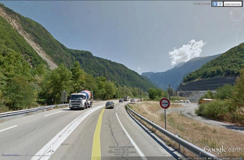 [Désormais visible sur Google Earth] - Le barrage hydroélectrique de Gavet sur la Romanche - Isère Sans_118