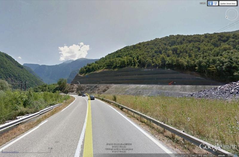 [Désormais visible sur Google Earth] - Le barrage hydroélectrique de Gavet sur la Romanche - Isère Sans_119