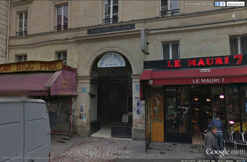 Les PASSAGES COUVERTS à Paris et autres villes du Monde - Page 2 Sans_184