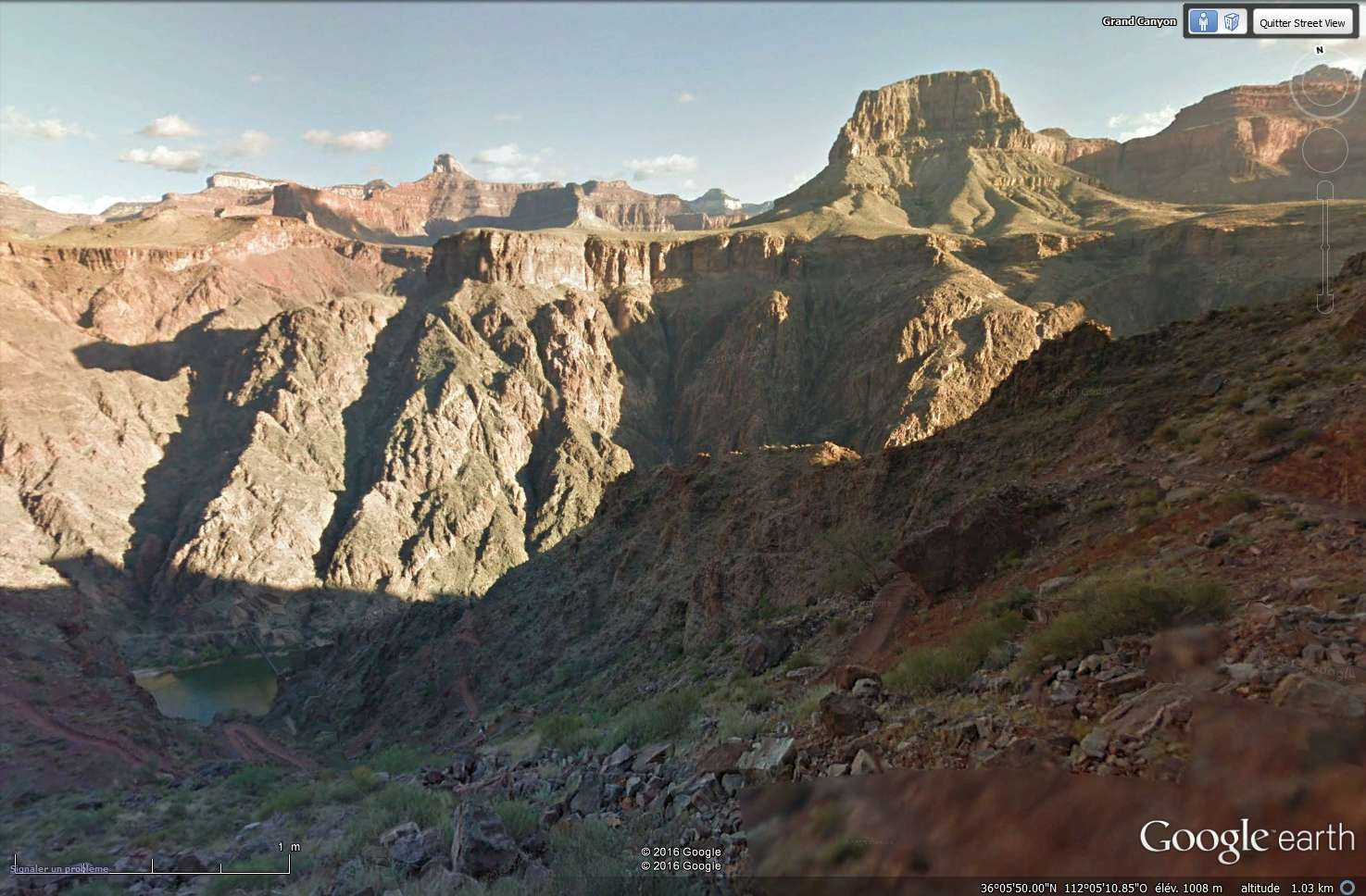 STREET VIEW : sentiers, trails & Co Sans_200