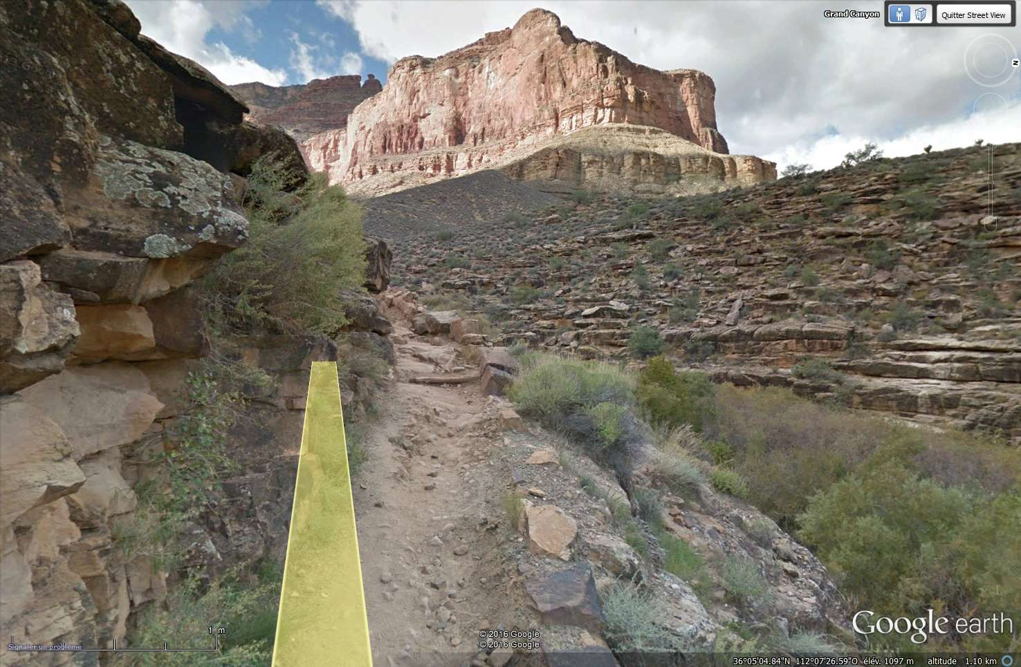 STREET VIEW : sentiers, trails & Co Sans_221