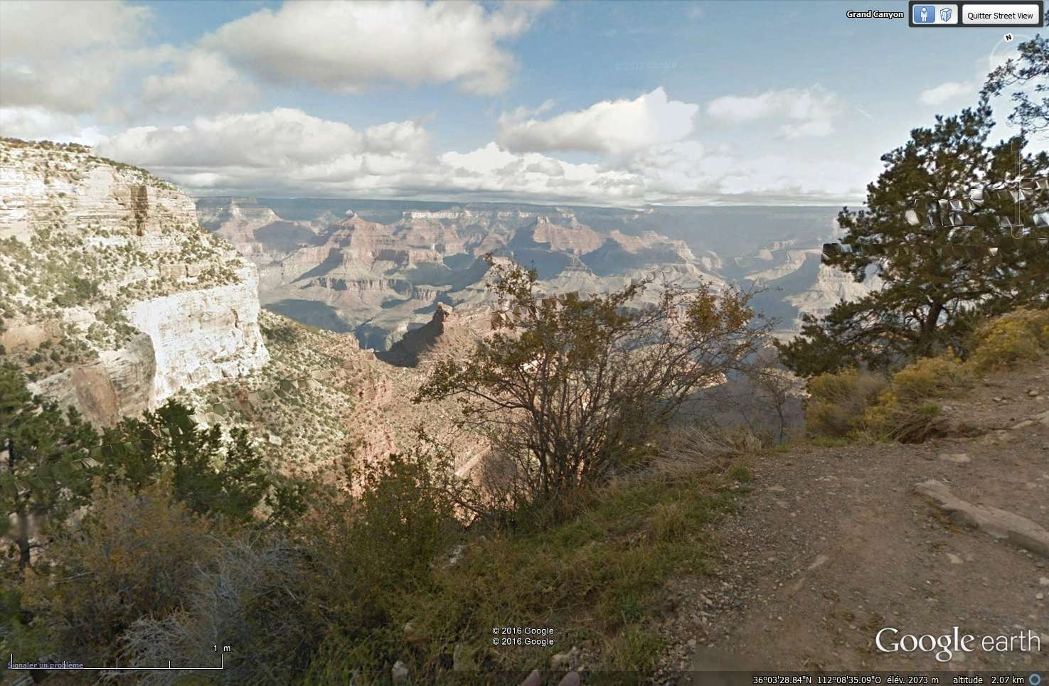 STREET VIEW : sentiers, trails & Co Sans_224