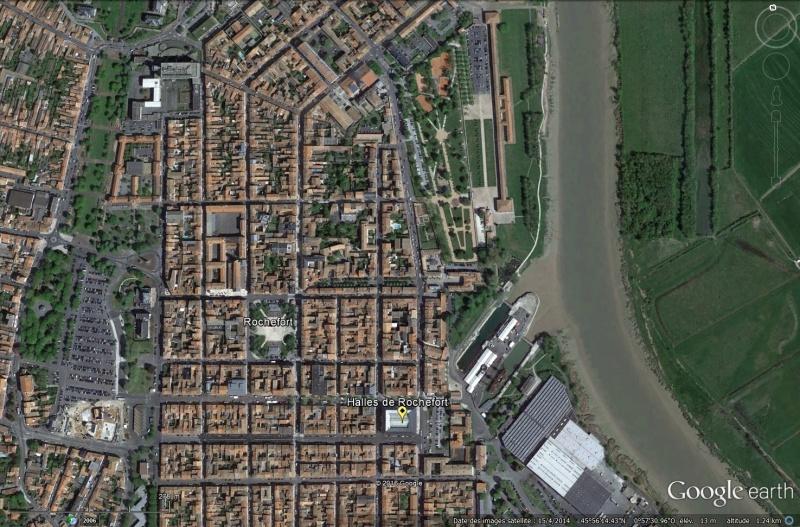 STREET VIEW : halles et marchés couverts - Page 2 Sans_235
