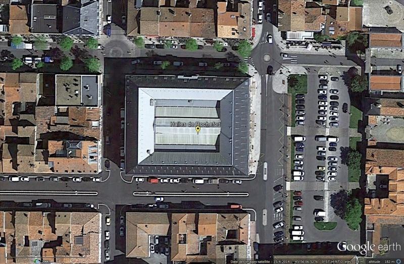 STREET VIEW : halles et marchés couverts - Page 2 Sans_236