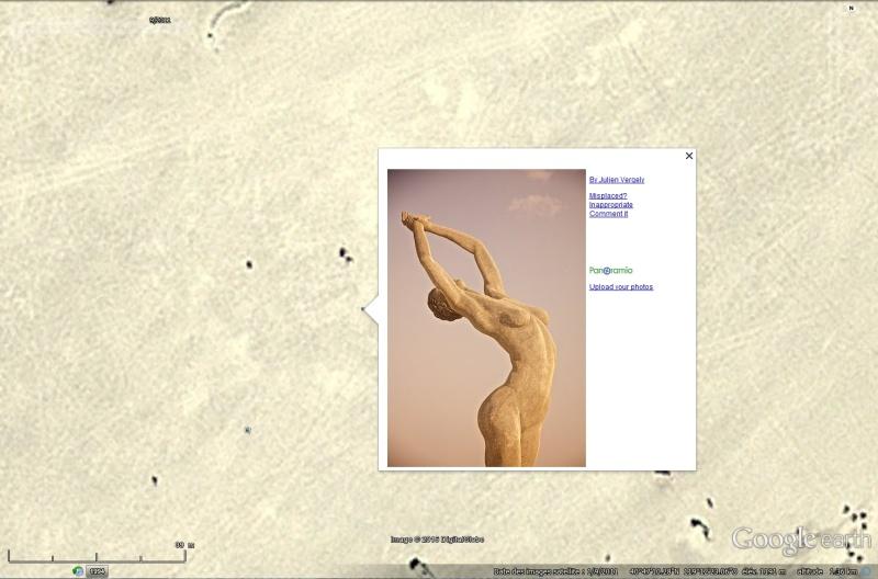 Sculpture Bliss Dance (Marco Cochrane) à San Francisco - USA Sans_243