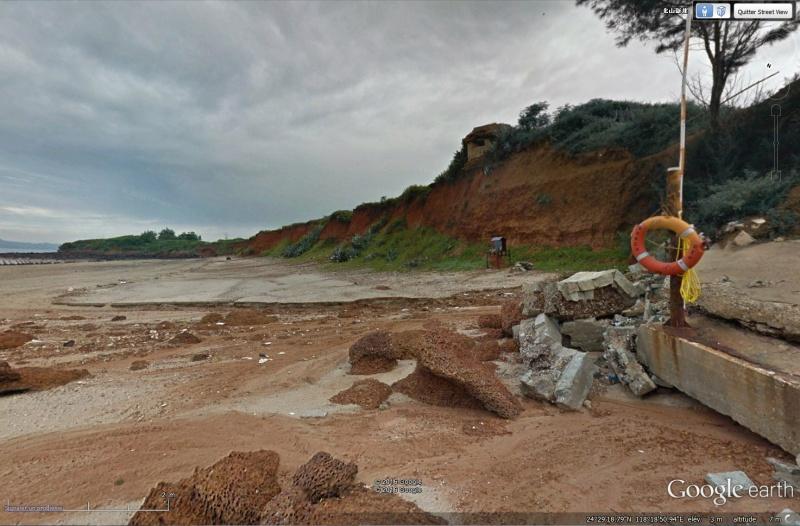 STREET VIEW : marée et montée des eaux, les images des dégâts Sans_266