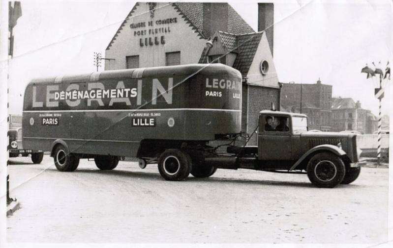 Photos d'époque de camions Citroën - Page 28 0140