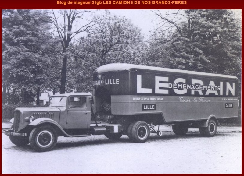 Photos d'époque de camions Citroën - Page 29 0141
