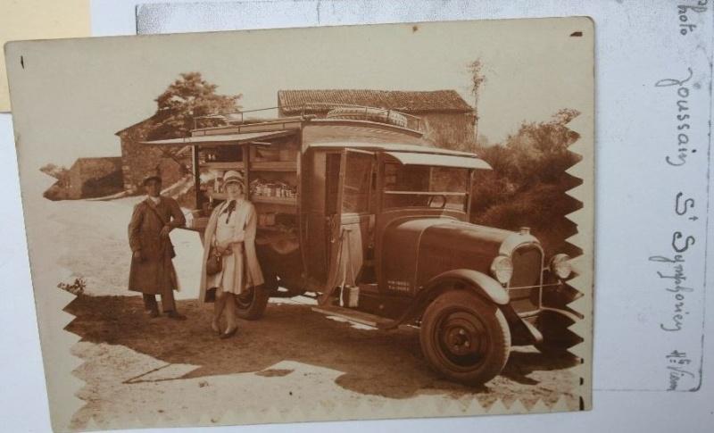 Photos d'époque de camions Citroën - Page 29 0179