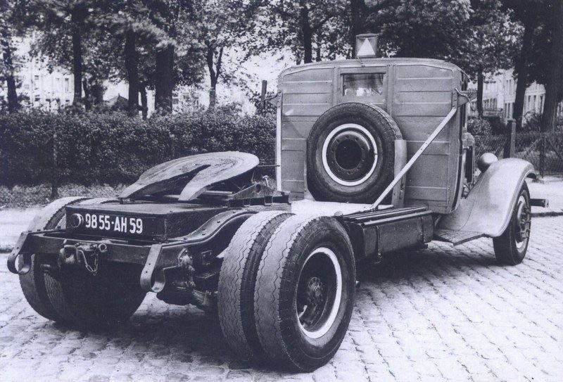 Photos d'époque de camions Citroën - Page 29 1162