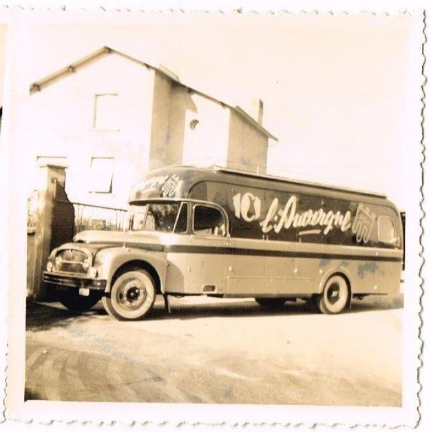 Photos d'époque de camions Citroën - Page 29 1215
