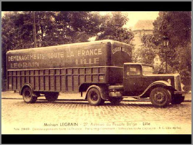 Photos d'époque de camions Citroën - Page 28 364