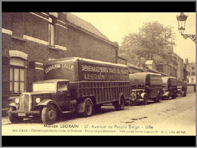 Photos d'époque de camions Citroën - Page 28 444
