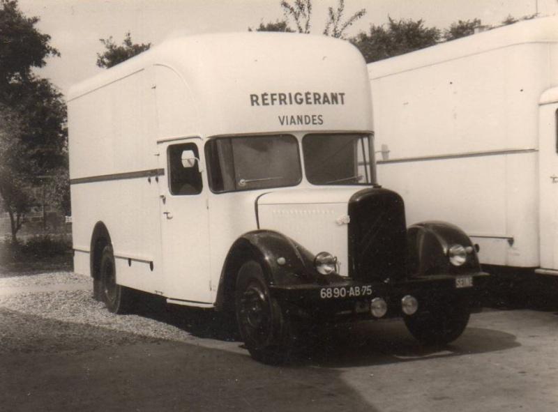 Photos d'époque de camions Citroën - Page 29 Citroe13