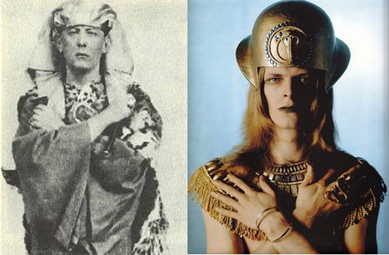 """BLACKSTAR"" (David Bowie) Codigo10"