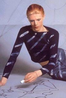 """BLACKSTAR"" (David Bowie) Codigo13"