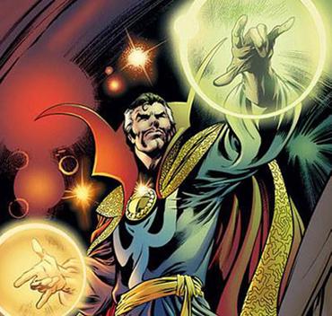 DR. STRANGE (de Marvel ¡of course!) Rdf17