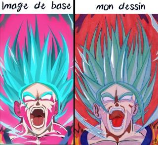 mes petits dessins ^^  - Page 6 Goku212