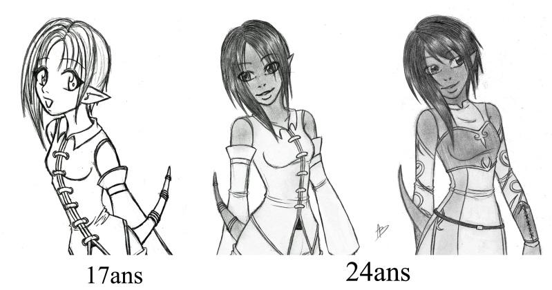 mes petits dessins ^^  - Page 6 Jour510