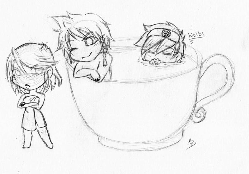 mes petits dessins ^^  - Page 6 Projet11