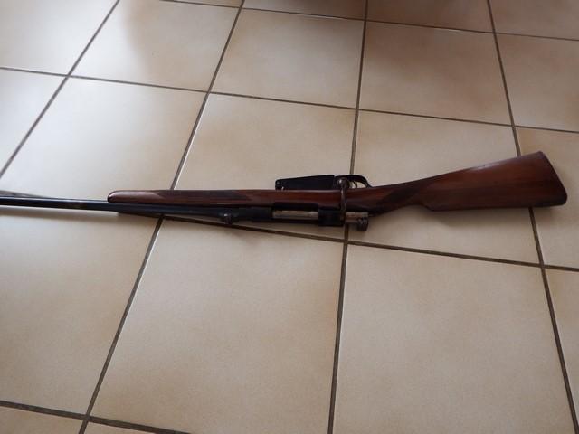 [recherche docs] Mauser Belge 1916 transformé en arme de chasse Dscf1246