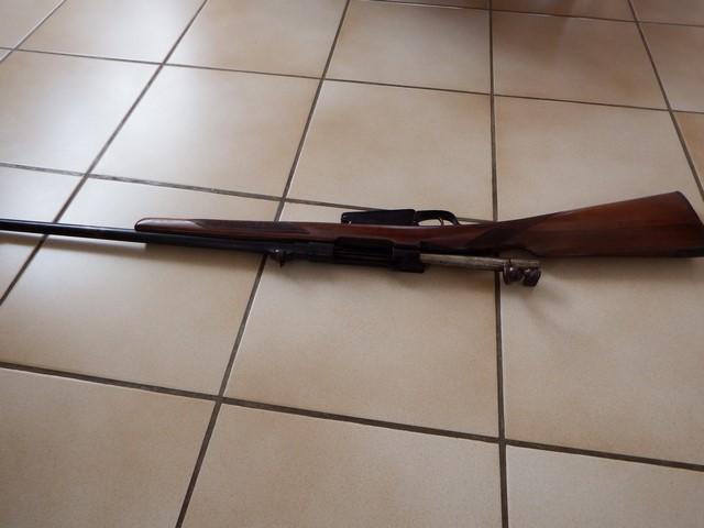 [recherche docs] Mauser Belge 1916 transformé en arme de chasse Dscf1247