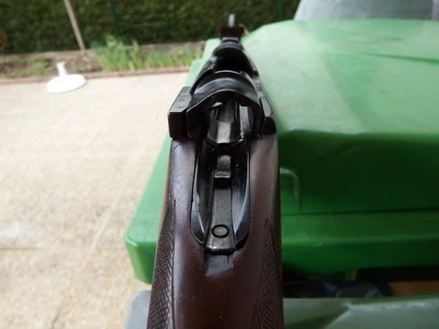 [recherche docs] Mauser Belge 1916 transformé en arme de chasse Dscf1250