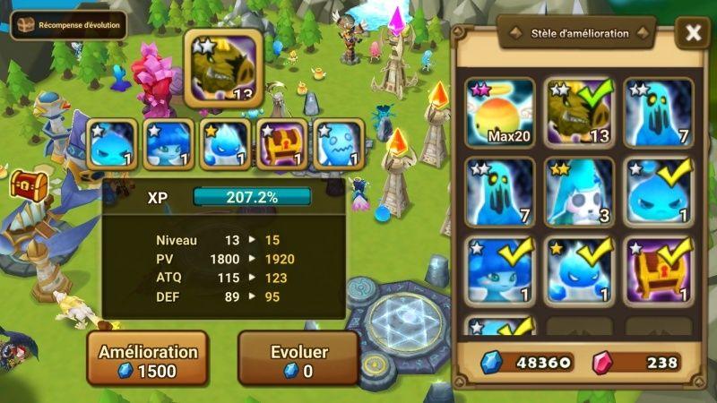 Conseils sur l'Amélioration et l'Evolution Screen14
