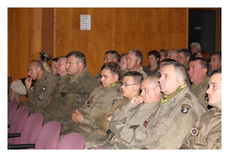 3 juin 2016 - Conférence sur la Bataille de Carentan Img_8514