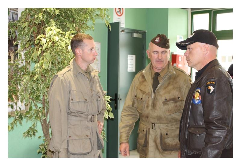 3 juin 2016 - Conférence sur la Bataille de Carentan Img_8619