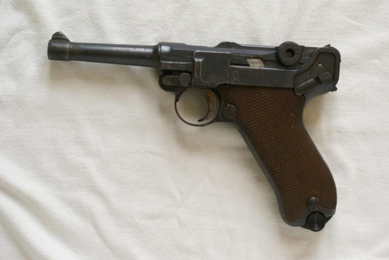 colt 1911 ithaca Dsc04110