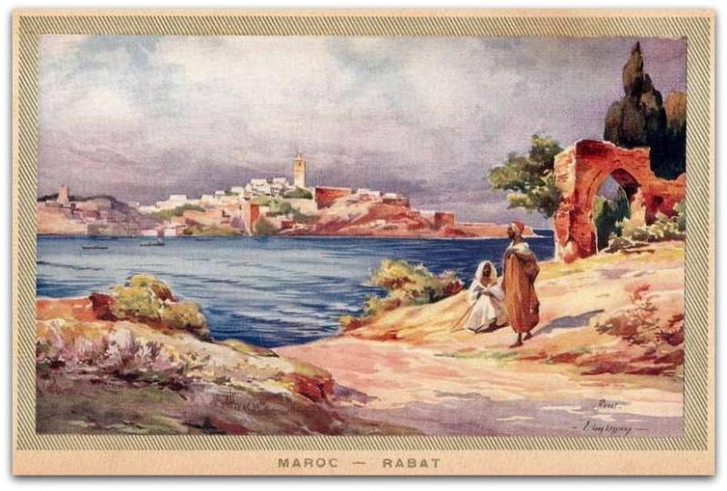 Les Peintres Orientalistes 1 215_0010