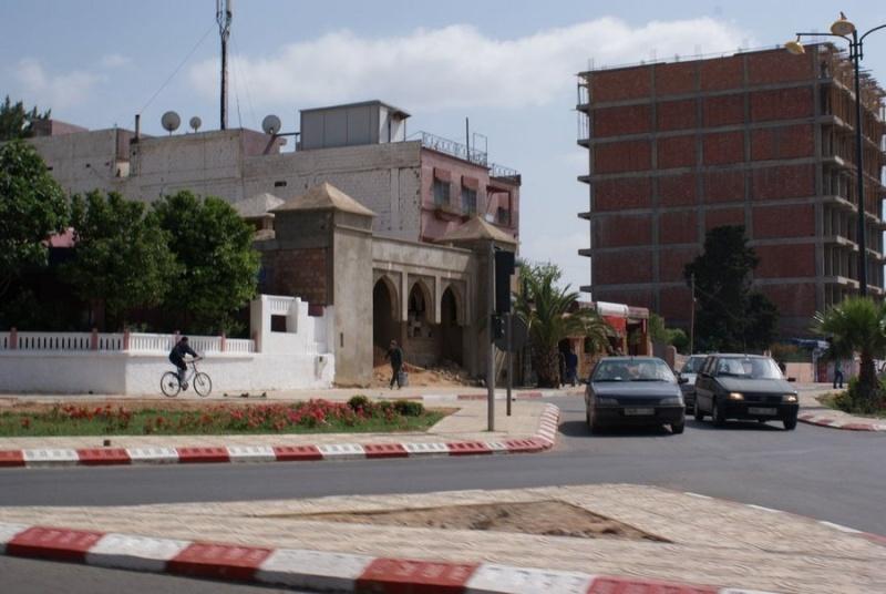 Mai 2009 - Meknès au coeur -  - Page 12 Route_10